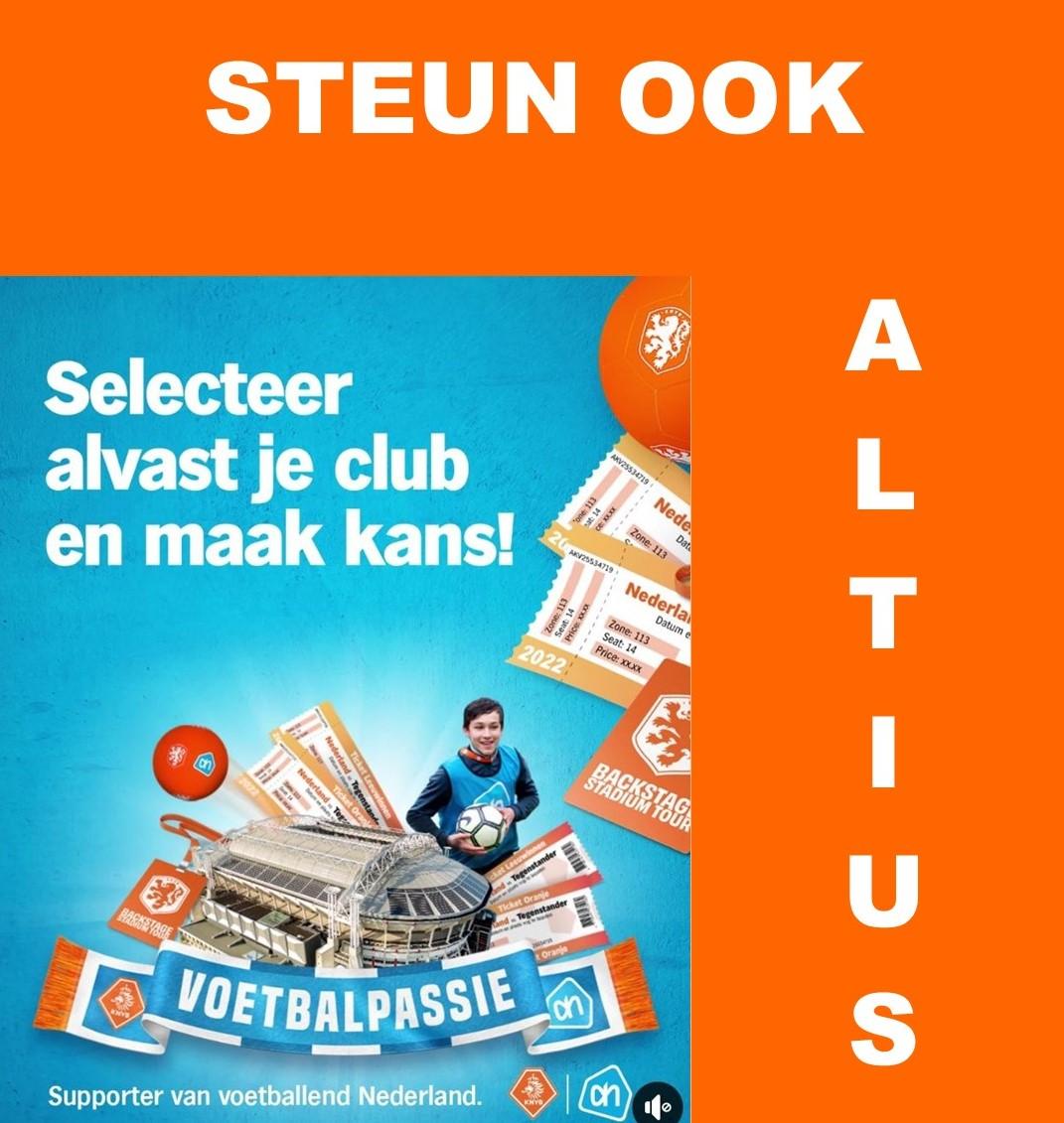 Altius - AH clubaktie