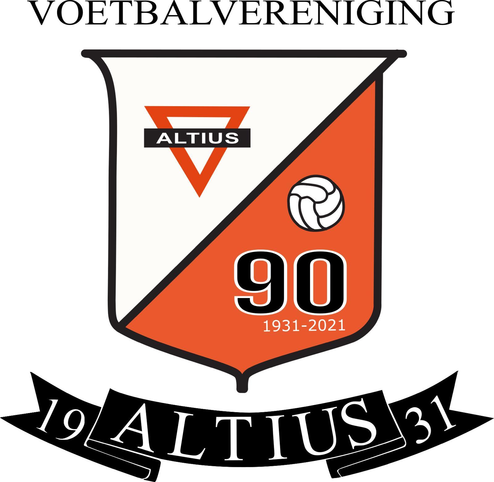 Voorlopig programma zaterdag 25 september 2021 Altius 90 jaar.